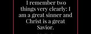 John Newton Quote about Jesus