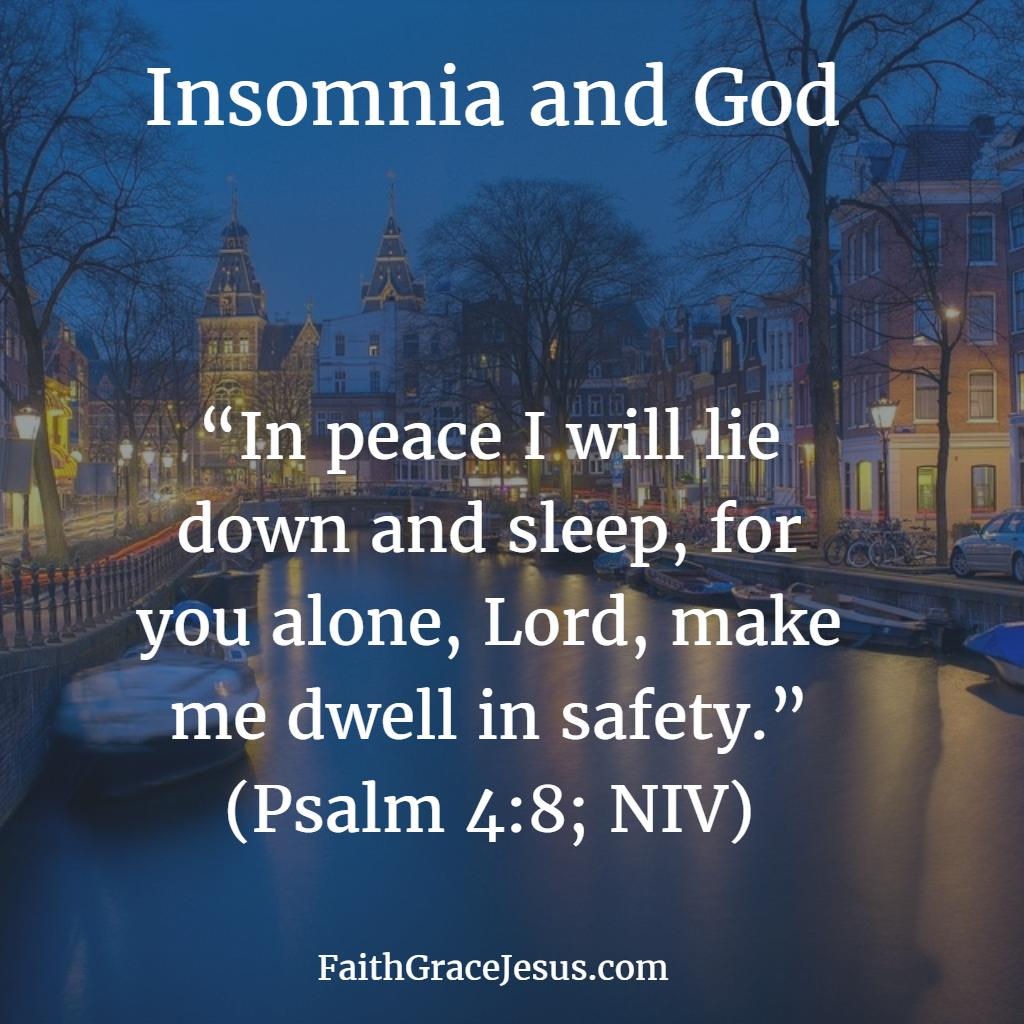 Insomnia and God