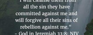 Jeremiah 33:8