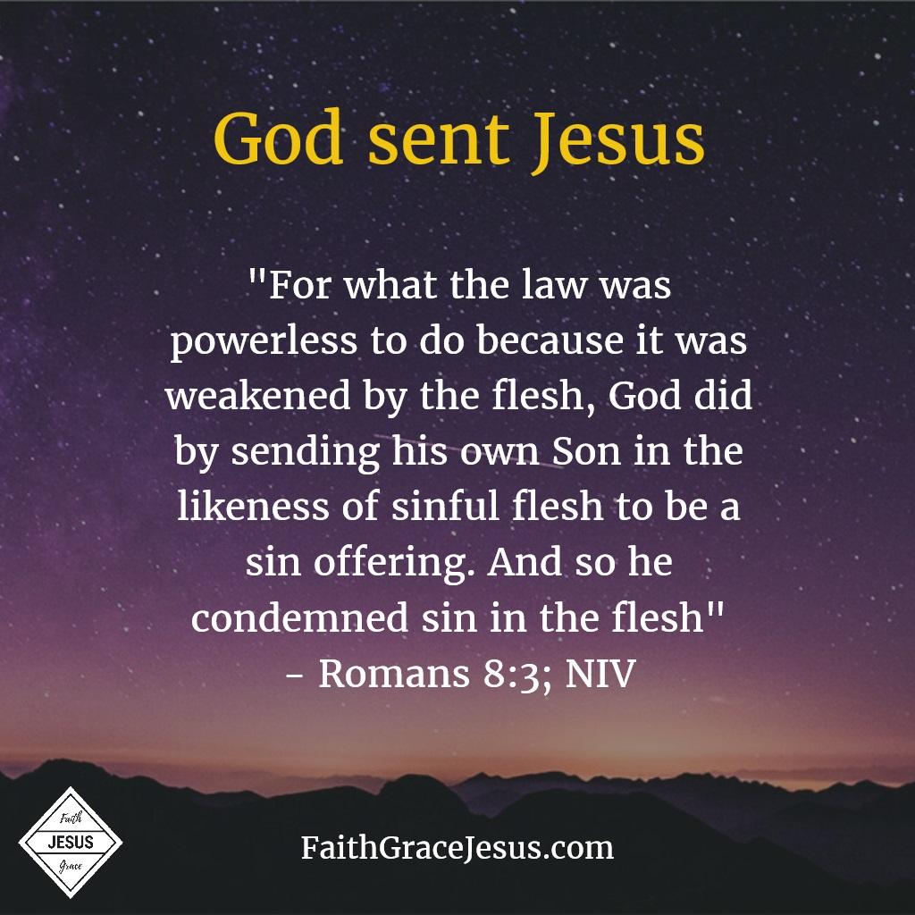 Romans 8:3