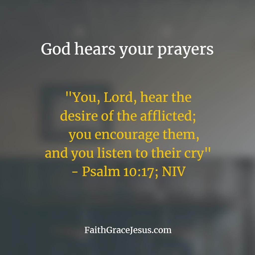 Psalm 10:17