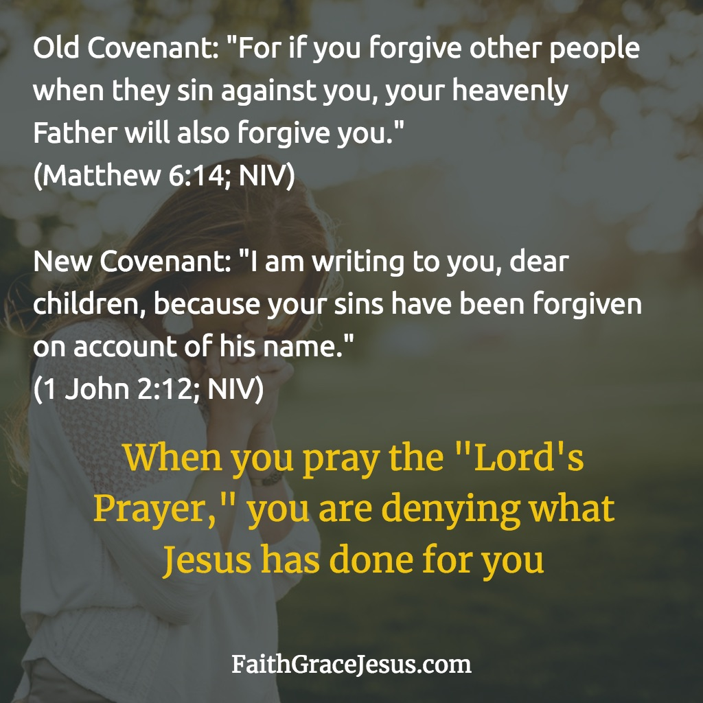 Should Christians pray the Lord's Prayer?