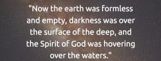 Genesis 1:2 - The Holy Spirit during Creation
