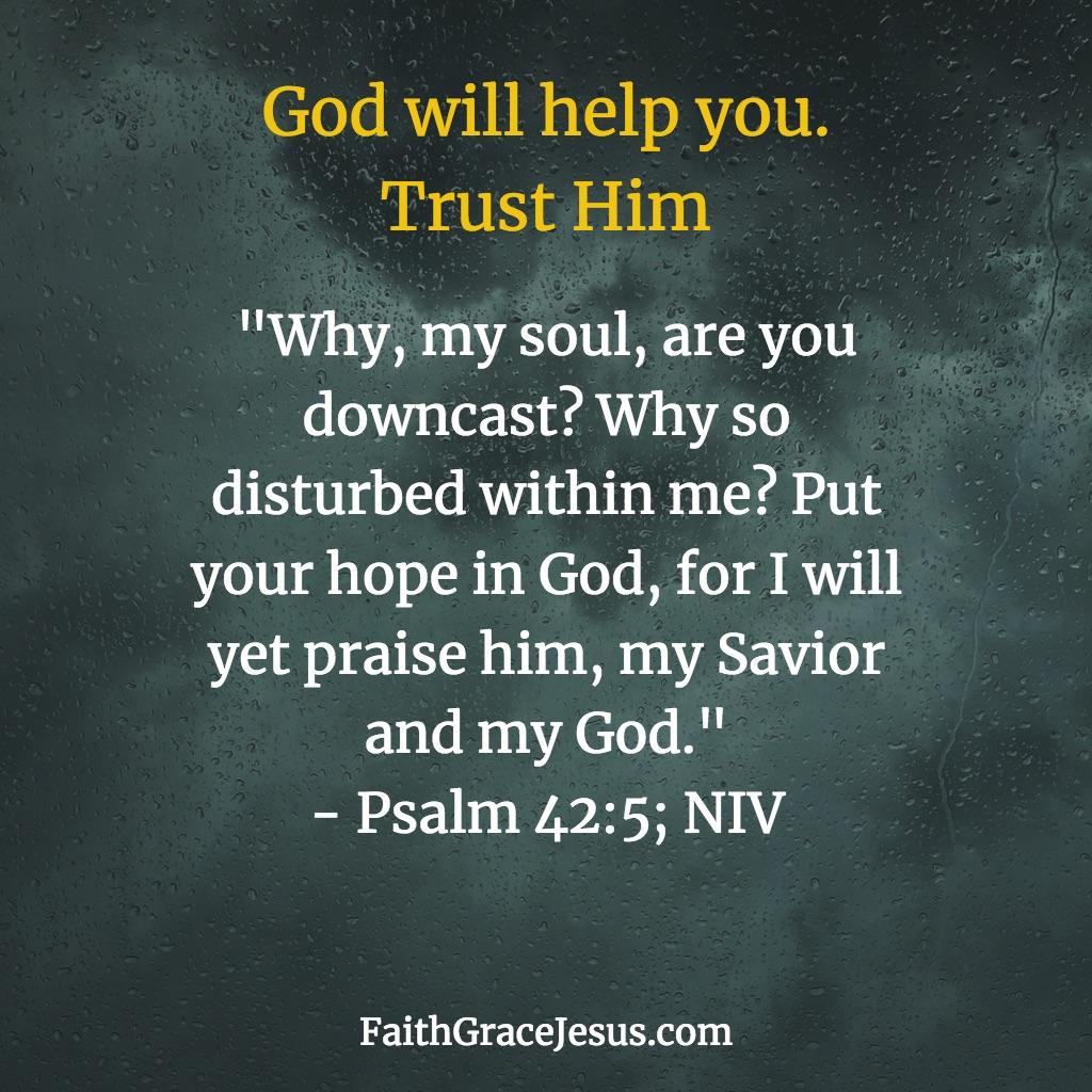 Psalm 42:5 (NIV)