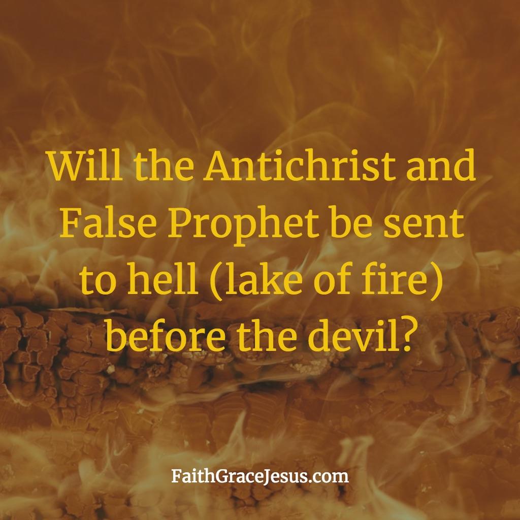 Antichrist and False Prophet