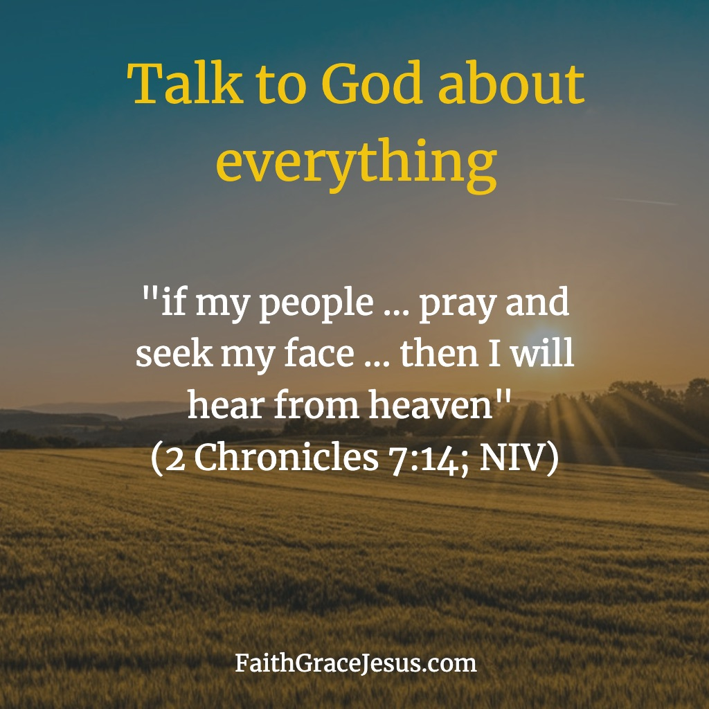 2 Chronicles 7:14 (NIV)